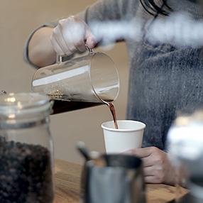 2月のコーヒー