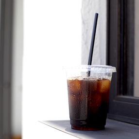 アイスコーヒーの季節