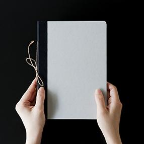 美篶堂の製本ワークショップ