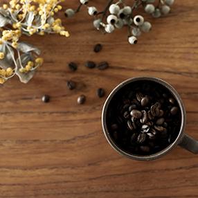 11月のコーヒー