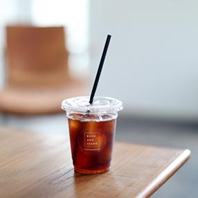 真夏のシーズナルコーヒー