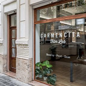 スペインのフィルムラボ「CARMENCITA Film Lab」提携のお知らせ