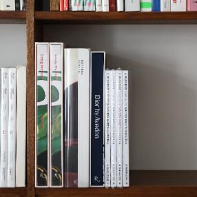 ラグジュアリーブランドの歴史と表現力を感じることができる作品集たち
